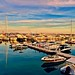Limassol Marina Winter (Blue) - Cyprus