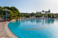 Grand Hyatt Dubai (JarkkoS) Tags: 2470mmf28eedafsvr building d850 dubai grandhyattdubaihotel morning pool uae unitedarabemirates ae