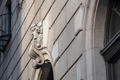 University Club Exterior Detail (Black Russian Studio) Tags: nyc newyorkcity manhattan midtown building architecture architecturaldetail exterior takumar asahi pentax fifthavenue universityclub