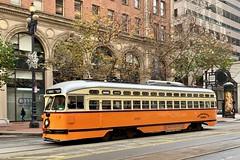 Vintage transportation (Ricky Leong) Tags: california history photography photowalk rail random sanfrancisco streetcar transportation travel usa unitedstates urban