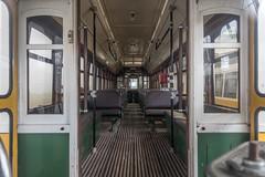 trainterieur (dadiolli) Tags: lisboa lisbon lissabon portugal carris tram elettrico museum museu da