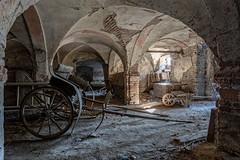 KV9A3972-HDR-1_DxO (wernkro) Tags: castellodelartista lostplace urbexen italien gewölbe keller krokor hdr