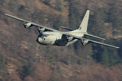 RAF Hercules, LFA17, 26/2/19 (TheSpur8) Tags: landlocked c130j heavy aircraft date uk hercules lakedistrict lowlevel military anationality skarbinski transport 2019 places roughcrag