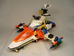 Phoenix Mk4 (awpulley) Tags: lego moc creation space fighter scifi craft spaceship laser