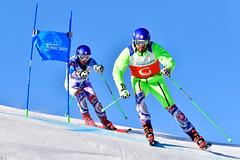 La Molina 2019 - World Para Alpine Skiing World Cup - Day 2 (Paralympic) Tags: harausmiroslavguidehudikmaros b2 svk wpas2019alpineskiingworldcup lamolina spain alpineskiing parasport giantslalom