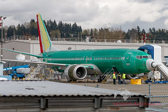 7493 61143 737-8 Shenzhen Airlines (737 MAX Production) Tags: b737 boeing737max boeing boeing737 boeing7378 boeing7378max 7378 shenzhen 7493611437378shenzhenairlines