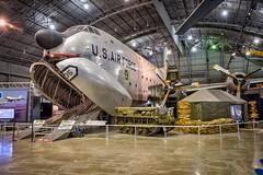 C-124 Globemaster II (Robert Boyle Photography) Tags: airforce dayton museum plane aircraft military airplanes travel transportation history flight national us air force