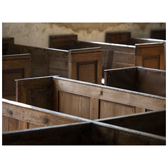 Box pews (badger_beard) Tags: st augustine canterbury burrough green cambridgeshire south cambs east newmarket parish church england box pews