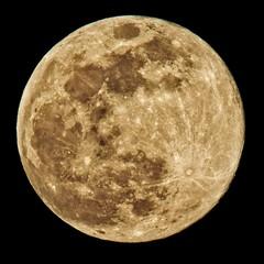 Worm Super-Moon (radiorocky) Tags: moon supermoon lunar wormmoon astrophotography rtbg