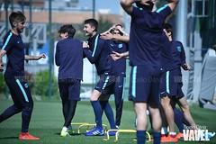 DSC_0439 (VAVEL España (www.vavel.com)) Tags: fcb barcelona barça filial masia cantera previa entreno fútbol football futebol soccer blaugrana