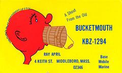 30005865 (myQSL) Tags: cb radio qsl card 1970s