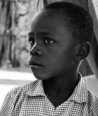 IMG_1970 (Skull_688) Tags: child africa kenya kid black enfant afrique noir et blanc sadness