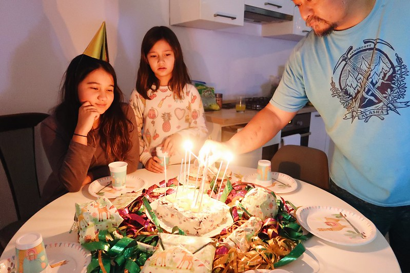 Ava's 12th birthday Dubrovnik Croatia blog