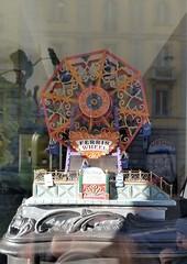 Milano (3) (pensivelaw1) Tags: italy milan statues trump starbucks romanruins thefinger trams cakes architecture