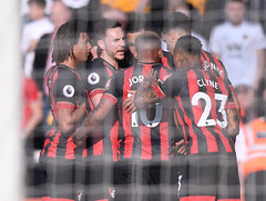 2019 EPL Premier League Football Bournemouth v Wolverhampton Wanderers Feb 23rd (Simon West (new)) Tags: sports sporting football soccer premierleague epl mens league bournemouth wolves dorset unitedkingdom gbr blfstg80