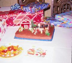 Brian's Second Birthday (Stabbur's Master) Tags: 1970s 1970sbirthdayparty birthday birthdayparty birthdaycake birthdaypresents kidsbirthdayparty kidsbirthday childsbirthdayparty