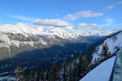 DSC_3091 (CEGPhotography) Tags: vacation travel canada banff mountains 2019 gondola banffgondola sulphurmountain banffnationalpark