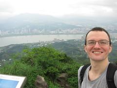 IMG_5930 (kenner116) Tags: 台灣 taiwan 新北 newtaipei 觀音山 guanyinshan guanyinmountain 硬漢嶺 淡水河 danshuiriver tamsuiriver