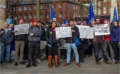 News Flash (Fermat 48) Tags: brexit ikea demonstration flags eu stpeterssquare manchester mosleystreet placard canon eos 7dmarkii