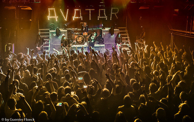 03.02.2019 - Avatar; The Mahones; Dylan Walshe