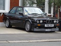 1989 BMW 325i Sport Auto (Neil's classics) Tags: vehicle 1989 bmw 325i sport auto e30 alpina 2692cc