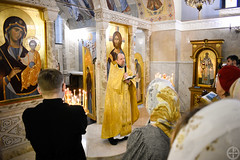 Богослужения в Неделю 37-ю по Пятидесятнице