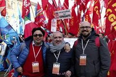 _IMG0375b (i'gore) Tags: roma cgil cisl uil futuroallavoro sindacato lavoro pace giustizia immigrazione solidarietà diritti