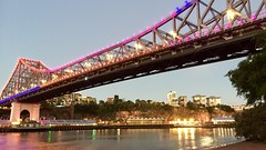 Howard Smith Wharves from Captain Burke Park, Kangaroo Point, Brisbane (David McKelvey) Tags: iphone6plus wharves howardsmith river brisbane queensland australia 2019