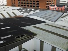Cork (Stoneybutter) Tags: cork corrugatediron roof rooftops industry ireland