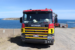 SAFS | 187 | Spare Rescue Pumper (adelaidefire) Tags: sa samfs mfs south australian metropolitan fire service scania fraser rescue 187 technical training rope kings beach victor harbor encounter bay firefighters
