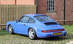 J45 TFC (Nivek.Old.Gold) Tags: 1991 porsche 911 carrera rs 3600cc autostrasse