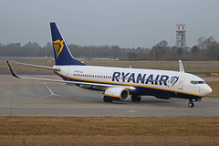 SP-RSD Boeing B737-8AS Ryanair Sun Stansted 18th February 2019 (michael_hibbins) Tags: sprsd boeing b7378as ryanair sun stansted 18th february 2019 aeroplane aerospace aircraft aviation airplane air aero airfields airport airports civil commercial plane planes jet jets airliner airline sp poland europe european