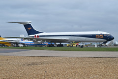 Photo of Vickers Super VC10 'G-ASGC'