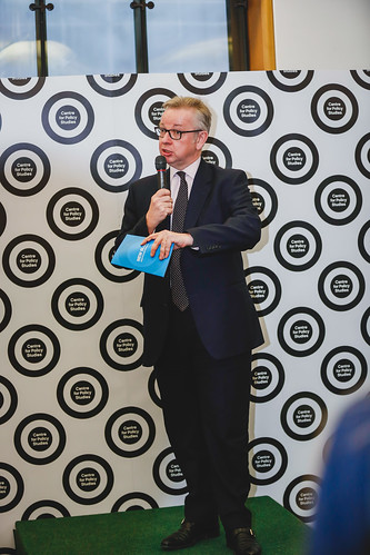 Michael Gove - New Blue Launch