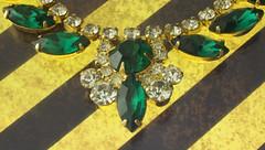 Macro Monday - Emerald Jewelry (tgers) Tags: macromondays jewelry green emerald