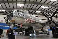 QE3A9755 (TravelBear71) Tags: pimaairspacemuseum museum tucson arizona planes airplane warplanes