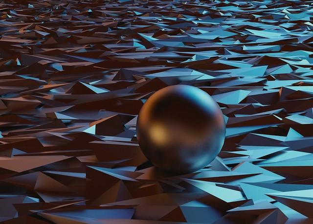 Обои шар, сфера, форма, пространство картинки на рабочий стол, фото скачать бесплатно
