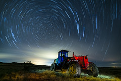 Galion Grader and Star Trails (Tom Herlyck) Tags: amazing america awesome a7rii adobe colorado clouds crazy beautiful bigsky camera cold digital dark easterncolorado exposure elements equipment flickr greatamericandesert grass grasslands greatplains grader highplains history image idyllic imaginitive interesting jazzed joyful killer light landscape lightroom longexposure lightpainted march neglected natural night nightsky old outdoors outside pueblocounty prairie pueblo photoshop painted red sky southeastcolorado southeasterncolorado southerncolorado shortgrassprairie trail usa view vintage winter windows yellow coloradocity cedarwood mustang greenhornvaley
