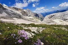 Palagruppe bei San Martino (Helmut Wendeler aus Hanau) Tags: rosettagipfel dolomiten palagruppe