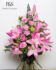 Order this stunning Pink Rose and Lily bouquet from our website for delivery this Mother's Day. Click the link in our bio to secure your order today.  . . #parsleyandsageflorist #stokeontrentflorist #pinkrose #rose🌹 #roses #rose #lily #lilies #mother (parsleyandsage11) Tags: mothersdayideas mothersdaygifts mothersdaygiftideas flowerstagram mothersday2019 pinkrose flowerpower flowerdaily floristshop flowerdesign lilies flowerssuperpics parsleyandsageflorist lily mothersdaypresent rose mothersday roses stokeontrentflorist
