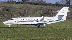 HI985 Citation Sovereign Helidosa Aviation (Anhedral) Tags: hi985 cessna textron 680a citation sovereign helidosaaviation dominica bizjet corporatejet einn snn shannonairport