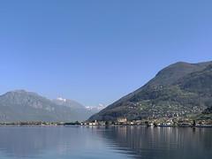 (Paolo Cozzarizza) Tags: italia lombardia brescia pisogne panorama acqua riflesso