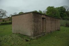 Troop Shelter (IntrepidExplorer82) Tags: ammunition depot ww2 second world war magazine royal navy cold sentry post nissen hut shelter bunker abandoned