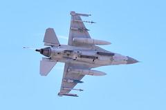 Belgian F-16A (Ian E. Abbott) Tags: generaldynamics lockheedmartin sabca f16am f16a f16 fightingfalcon belgianaircomponent belgianairforce belgischeluchtmacht forceaériennebelge