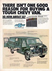 1978 Chevrolet Chevy Vans USA Original Magazine Advertisement (Darren Marlow) Tags: 1 7 8 9 19 78 1978 c chev chevy chevrolet v van car cool collectible collectors classic a automobile vehicle g m gm general motors u s us usa united states american america 70s