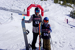Gunbarrel 25 2019 (benjaminfish) Tags: gunbarrel 25 2019 snow heavenly ski spring skiing march tahoe