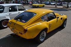 TRIUMPH GT6 Mk1 - 1966 (SASSAchris) Tags: triumph gt6 2 tours dhorloge castellet circuit ricard voiture anglaise