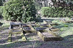 QUAKER BURIAL GROUND (brianarchie65) Tags: generalcemetery springbankwest kingstonuponhull cityofculture graves grave hull geotagged brianarchie65 flowers hedges flickrunofficial flickr flickruk flickrcentral flickrinternational ukflickr canoneos600d ngc unlimitedphotos headstones brokenheadstones burials quaker quakers quakercemetery