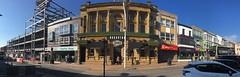 Hogarths < Martins Bank, Clifton Street, Blackpool (1924) (Rhisiart Hincks) Tags: townscape treflun urban trefol lifecharityshop palladium amplifon sapori panorama stryd street pensaernïaeth architecture europe ewrop ue eu england lloegr lancashire sirgaerhirfryn blackpool bank banc hogarths tafarn pub palasjin ginpalace bankofliverpoolandmartins