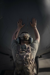 190204-F-PS957-0373 (USAFRICOM) Tags: airdrop c130j loadmasters fastteam airforce cargo cjtfhoa 75thexpeditionaryairliftsquadron 75thaes combatcamera 4thcombatcamera hornofafrica hoa africa eastafrica usairforce c130 camplemonnier djibouti dj